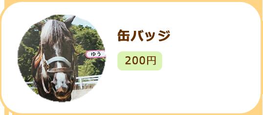 缶バッジ200円